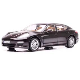 Miniaturas de Carros de Metal Porsche Panamera S (2009) marca Norev