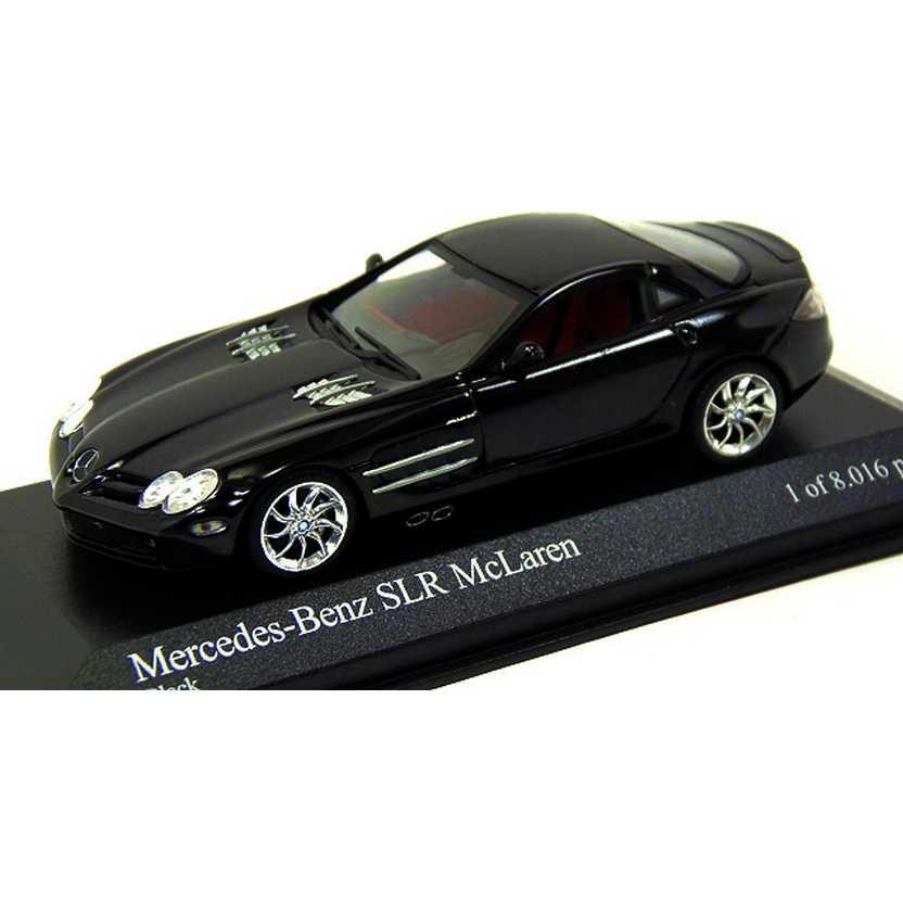 Miniaturas de Carros escala 1/43 marca Minichamps (2003) Mercedes-Benz SLR McLaren
