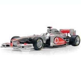Miniaturas de F1 McLaren MP4/26 (2011) #3 Lewis Hamilton Bburago escala 1/32