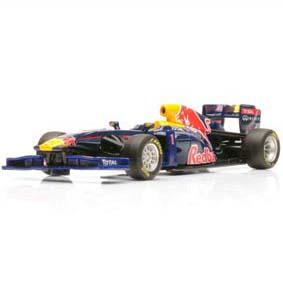 Miniaturas de F1 Red Bull RB7 ( Campeão Mundial 2011 ) #1 Sebastian Vettel 1/32