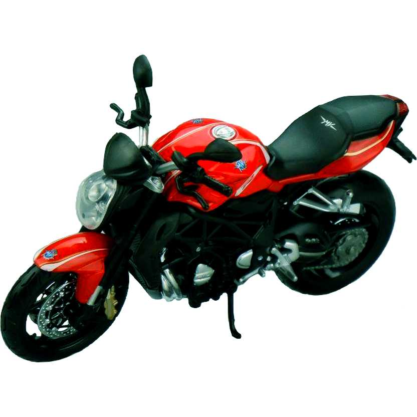 Miniaturas de moto Maisto escala 1/12 - MV Agusta Brutale 1090R