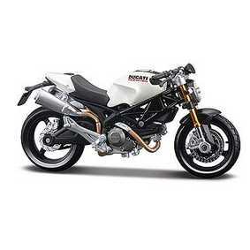 Miniaturas de Motos Ducati Monster 696 da Maisto escala 1/18
