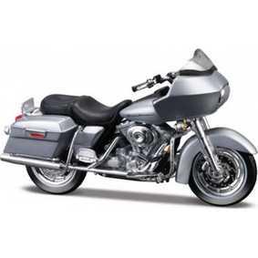 Miniaturas de Motos Maisto Harley Davidson Road Glide FLTR S-28 (2002)