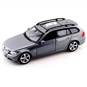 Miniaturas escala 1/24 Bburago Diecast do Brasil / BMW 3 Series Touring