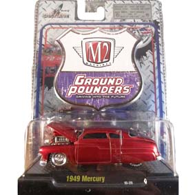 Miniaturas M2 Machines escala 1/64 Mercury (1949) Release 6 R6