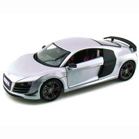 Miniaturas Maisto Audi R8 GT :: Miniatura similar do Carro do Tony Stark Iron Man
