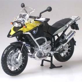 Miniaturas Maisto Motos escala 1/12 :: BMW R 1200 GS Adventure