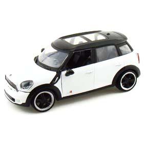 Miniaturas Motor Max escala 1/24 Mini Cooper S Countryman (2011)