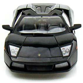 Miniaturas Motormax escala 1/18 Lamborghini Murciélago Roadster