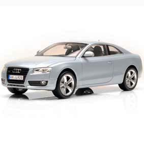 Miniaturas Norev Brasil escala 1/18 :: Audi A5 Coupe (2007)