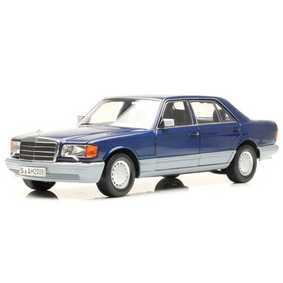 Miniaturas Norev Diecast Mercedes Benz 560 SEL (1985) escala 1/18