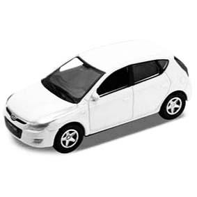 Miniaturas Welly escala 1/64 Miniatura Hyundai i30