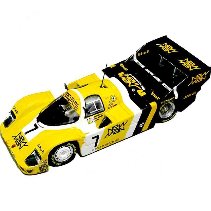 Minichamps Ayrton Senna Racing Car Collection escala 1/43 - Porsche 956K (1984)