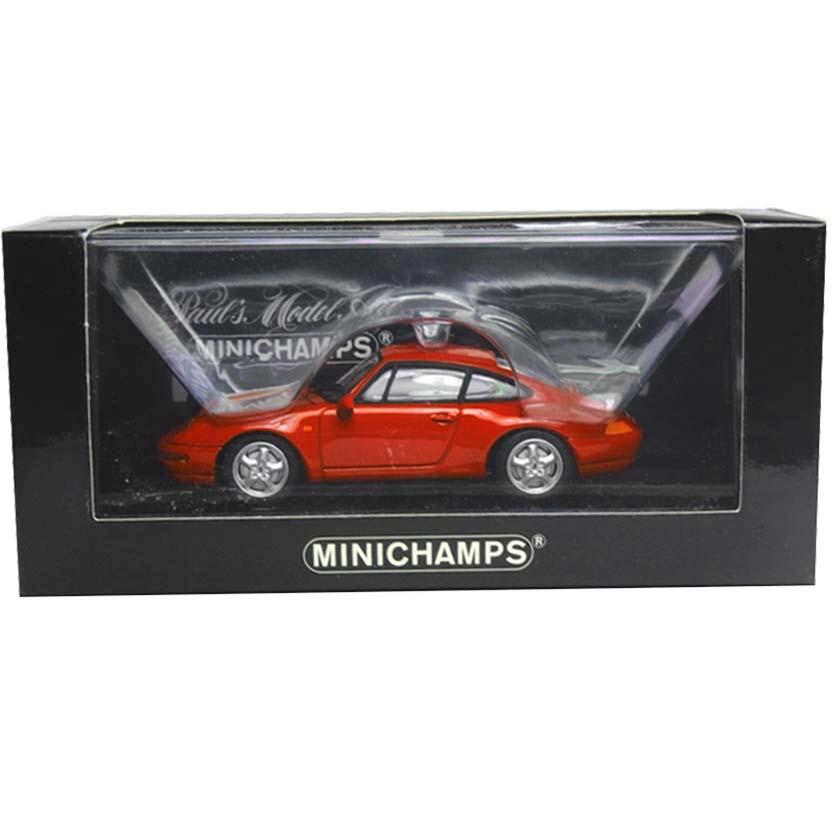 Minichamps escala 1/43 Porsche 911 (1993) 430063012