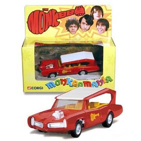 Monkee Mobile - The Monkees