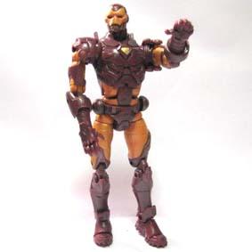 Mordern Armor Iron Man M.L. 8 (falta cenário)