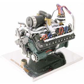 Motor Pierce Arrow V12 (1933)