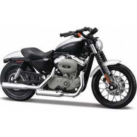 Motos Maisto Harley Davidson 1200N XL Nightster S-28 (2008)