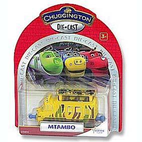 Mtambo - Trem Chuggington