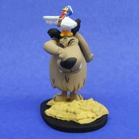 Mutley e pombo-correio Doodle (Máquinas Voadoras)