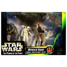 Mynock Hunt (Chewbacca, Leia e Han Solo)