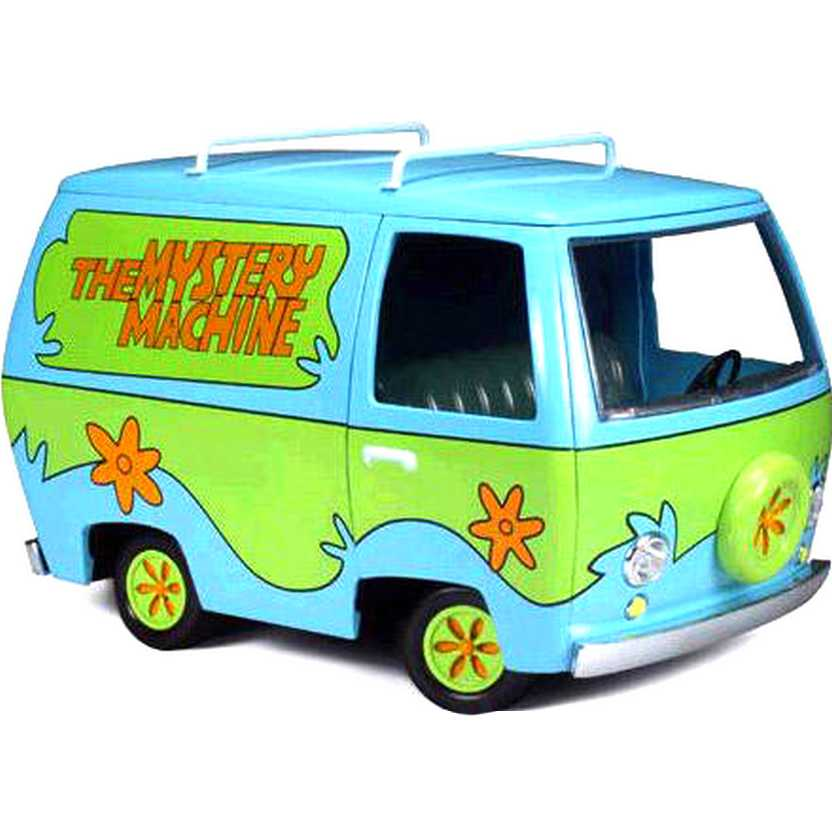 Mystery Machine Van (Scooby Doo) marca Johnny Lightning / Playing Mantis escala 1/18