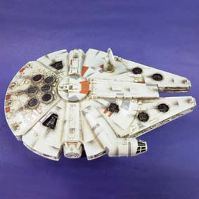 Nave Star Wars Millenium Falcon