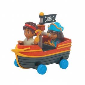 Navio da Dora e Diego Take Along