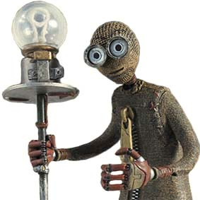 Neca 9 (nine) movie action figure ( Tim Burton ) 9 A Salvação - Boneco Raro da Neca
