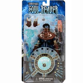 Neca Action Figures Brasil :: Bonecos Best of Player Soul Reaver Legacy of Kain Raziel