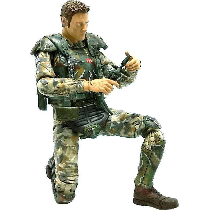 Neca Aliens series 2 - Sergeant Craig Windrix Military action figure militaria
