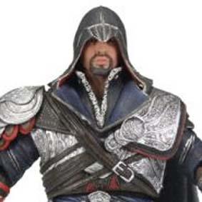 Neca Assassins Creed Ezio Auditore Brotherhood - Onyx Costume