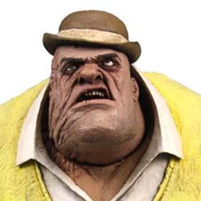 Neca Bioshock 2 Series 3 - Brute Splicer Action Figure