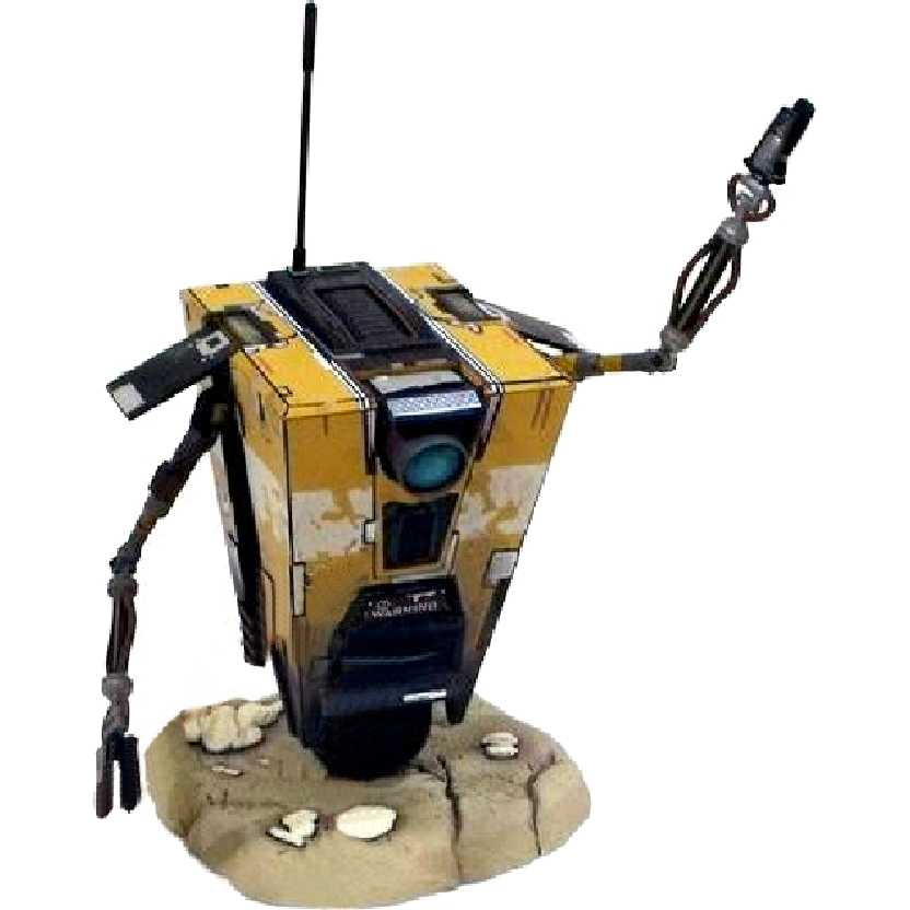Neca Borderlands 4 inch action figure Claptrap CL4P-TP (lacrado)