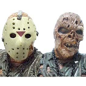 Neca Cult Classics Icons series 4 Jason Voorhees Friday The 13TH Part 7
