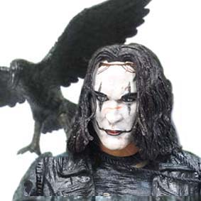 Neca Cult Classics Icons series 4 The Crow O Corvo ( Brandon Lee ) Eric Draven