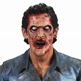 Neca Evil Dead 2 Deadite Ash - Boneco Uma Noite Alucinante 2