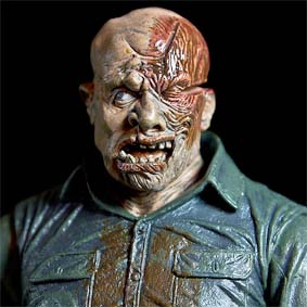 Neca Friday the 13th Part 4 The Final Chapter Jason Voorhees series 2 (Battle Damaged)