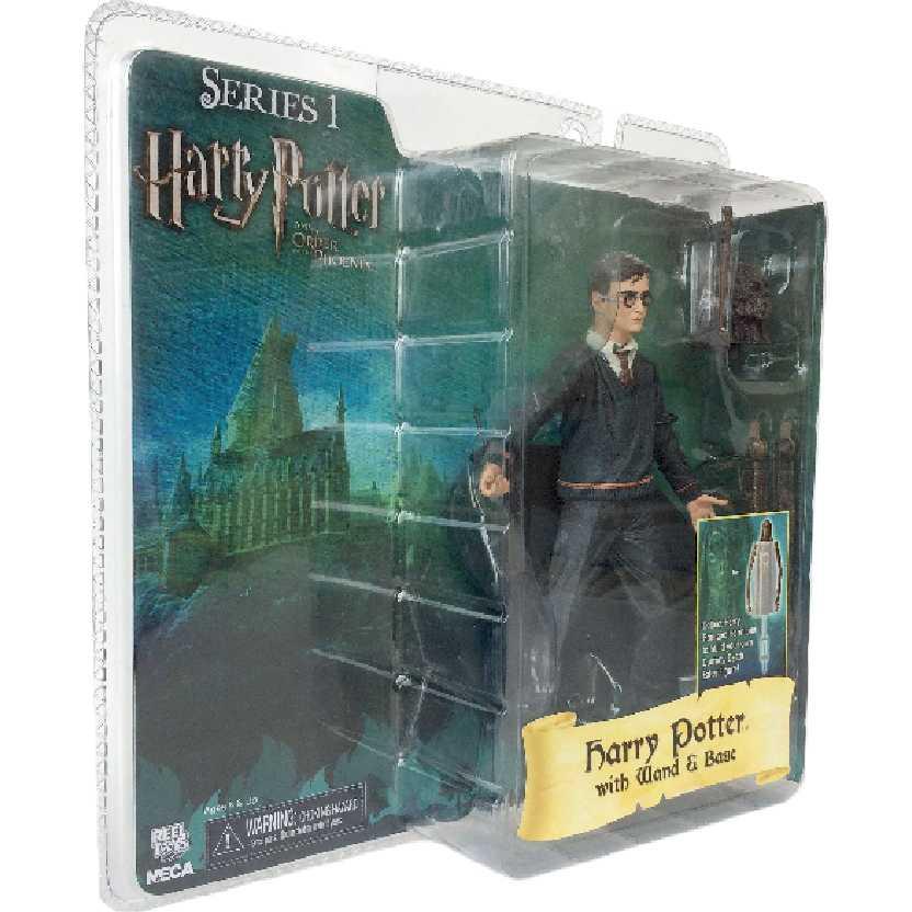 Neca Harry Potter e a Ordem da Fênix (series 1) mais cabeça do Dummy Death