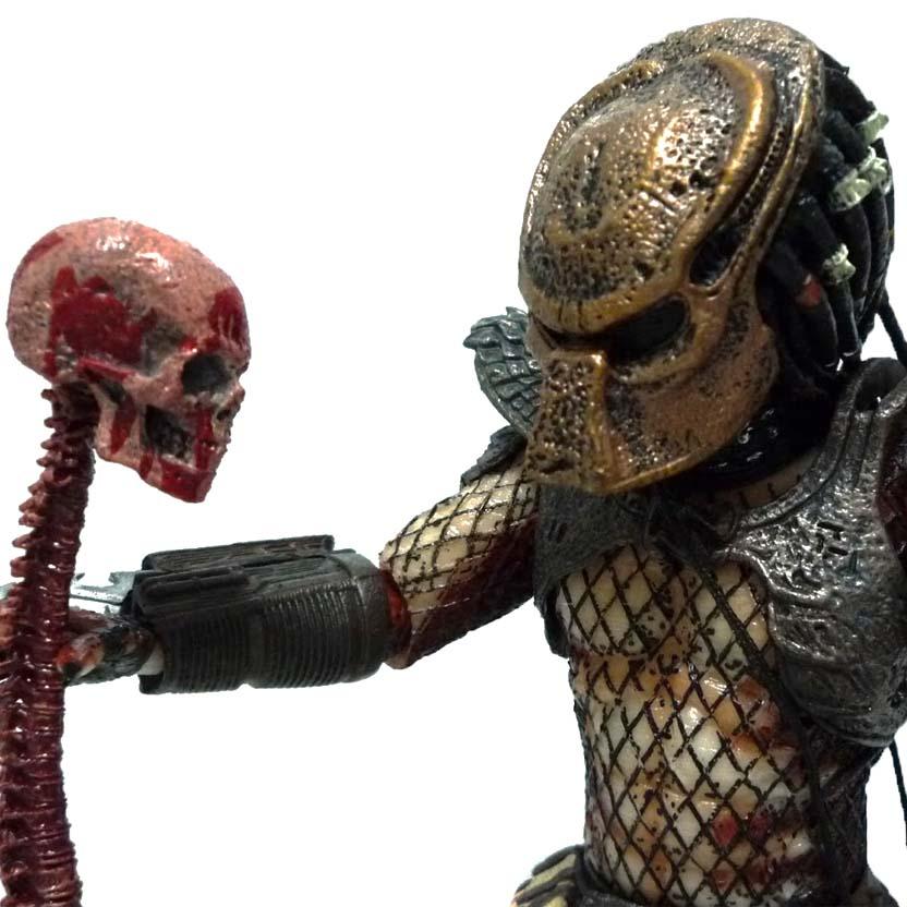 Neca Predador série 7 Action Figure : Masked Predator City Hunter