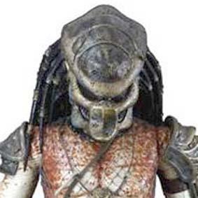 Neca Predator series 5 - Boneco Stalker Predador 2 A Caçada Continua