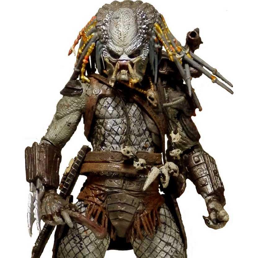 Neca Predators series 12 Boneco do Predador Elder V2 action figure