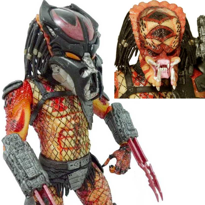 Neca Predators series 12 Predador Viper - Blade Fighter Pilot ultimate alien hunter