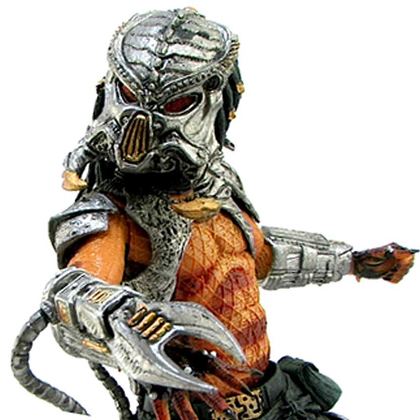 Neca Predators series 13 - Predador Craked Tusk Kenner Tribute action figure