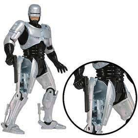 Neca Robocop Spring Loaded Holster Action Figure