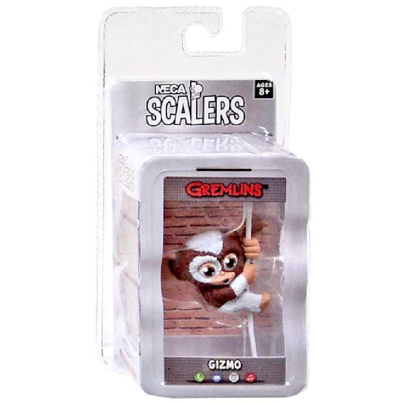 Neca Scalers Series 1 Gremlins Gizmo Mini Figure (raridade)