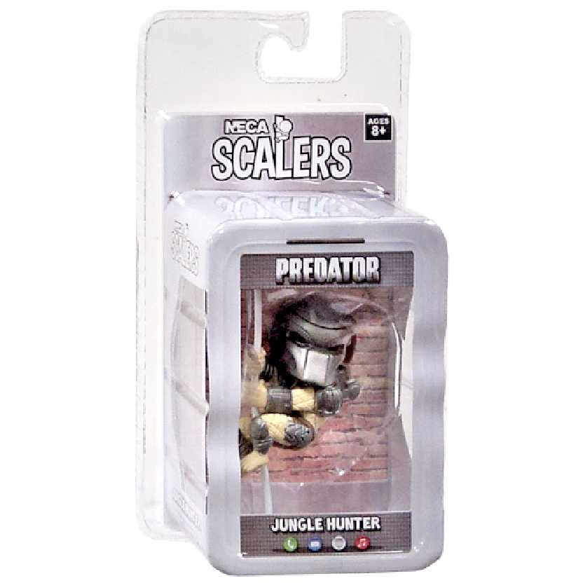 Neca Scalers Series 1 Predator Jungle Hunter (Predador) Mini Figure