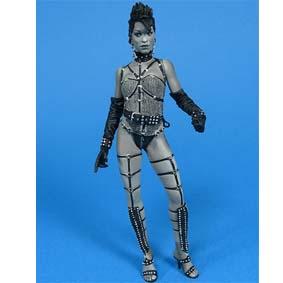 Neca Sin City Action Figures series 1 Gail Coleção de Bonecos do Sin City (aberto)
