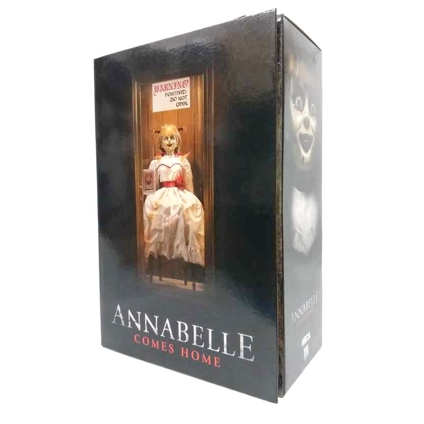 Neca Toys Annabelle Comes Home Ultimate ORIGINAL Raridade