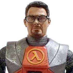 Neca Toys Dr.Gordon Freeman Half Life 2 Action Figure